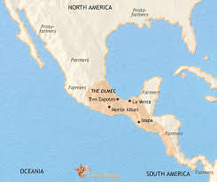map of south america and mexico map of mexico and central america at 500bc timemaps