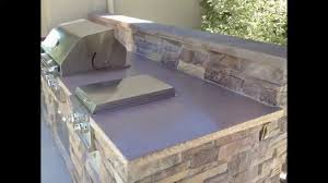 How To Build An Kitchen Island How To Build An Outdoor Grill Island Home Design