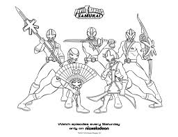 power rangers samurai coloring pages groups bebo pandco
