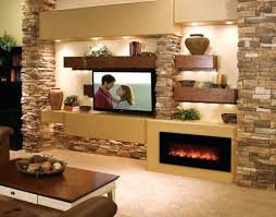 recessed lighting over fireplace recessed lighting above fireplace beige armchair family room
