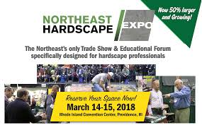 northeast hardscape expo the northeast u0027s only trade show