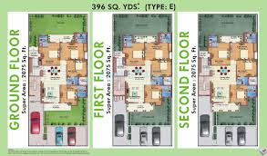 4bhk House M2k The White House In Sector 57 Gurgaon Project Overview Unit