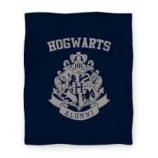 hogwarts alumni decal hogwarts alumni crest ravenclaw blanket blankets human