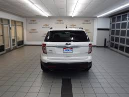 Ford Explorer Trunk Space - 2015 used ford explorer 4wd 4dr limited at landers ford serving