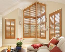 wooden venetian blinds bay windows wood window blinds best