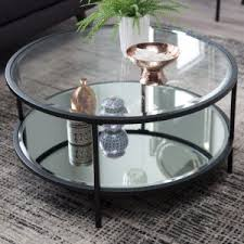 Metal And Glass Coffee Table Glass Coffee Tables On Hayneedle Glass Top Coffee Tables