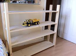 Wooden Shelves Plans by Diy Free Standing Shelves Plans Diy Do It Your Self