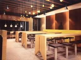 Fast Casual Restaurant Interior Design New Fast Casual Thai Restaurant To Feature Modern Customizable