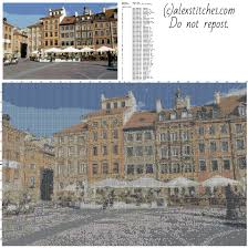 home patterns warsaw old market place famous place in poland home painting idea