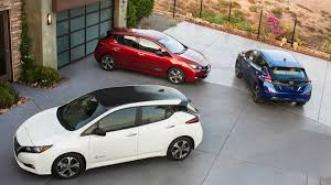 nissan finance disaster relief the 2018 nissan leaf will get 150 miles per charge longer range