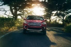 Ford Escape Horsepower - 2017 ford escape suv 5 star crash safety rating ford com
