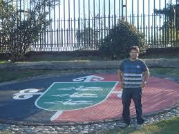 Santa Cruz Flag My Un Techo Para Chile Team One Month In Chile