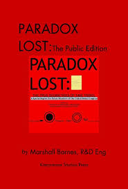Marshall Barnes Paradox Lost The Public Edition By Marshall Barnes R U0026d Eng