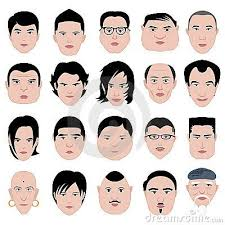 head shapes and hairstyles the 25 best mens face shape ideas on pinterest face shape