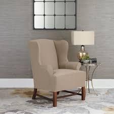 Linen Chair Slipcover Buy Slipcovers Linen From Bed Bath U0026 Beyond
