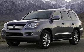 lexus lx 570 used used 2009 lexus lx 570 suv pricing for sale edmunds