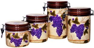 purple canisters for the kitchen black canister sets for kitchen of the functional kitchen canister