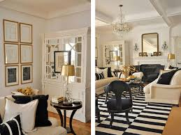 Black And Gold Living Room by Magnificent 30 Black House Decor Design Ideas Of Best 25 Black