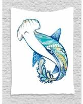 fall into this deal on wall hanging tapestry abstract seashell