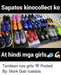 Sapatos Pa Meme - sapatos kinocollect ko at hindi mga girls tandaan nyo girls