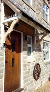 Door Canopy Kits B Q by Bespoke Door Canopies Home