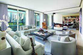 Esszimmer New York Sting Verkauft Luxusapartment In New York Bellevue
