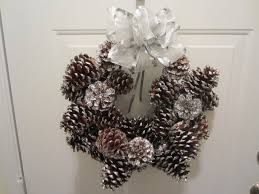 pine cone wreath how to make a pinecone wreath in 6 easy steps outdoor