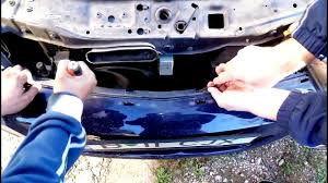 opel astra h tutorial how to change headlamps halogen to xenon