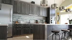 Modern Gray Kitchen Cabinets Silver Kitchen Cabinets Rapflava