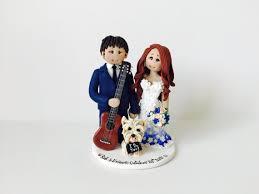 customized bride u0026 groom guitar player groom and bride wedding