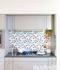 Designs For Kitchen Style Your Kitchen With The Latest In Tile Hgtv Throughout