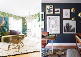 Worldly Decor Trend Report Moody Boho Interiors Are The Next Big Thing