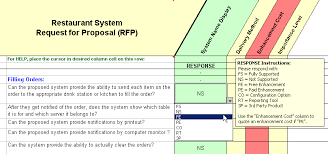 sle rfp template rfp questions template 28 images vendor rating system rfp