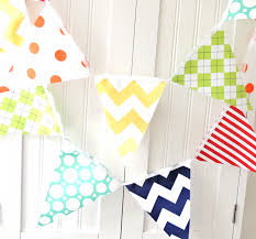 Nursery Decor Cape Town by Nursery Decor Fabric Bunting Studio Collection