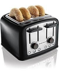 Dark Blue Toaster Amazon Com Oster Tssttrwf4s 4 Slice Toaster Kitchen U0026 Dining