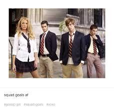 Gossip Meme - gossip girl squad know your meme