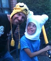 Finn Jake Halloween Costume Reasons Humans Halloween Greater Good Magazine