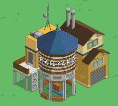 rail yard the simpsons tapped out wiki fandom powered by wikia