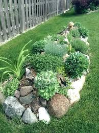 Decorative Rocks For Garden Rock Garden Ideas For Front Yard Best Rock Yard Ideas On
