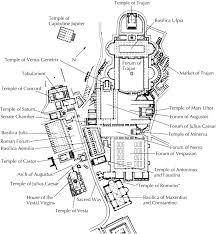 baths of caracalla plan olivia arth 3100 history of