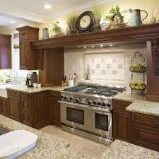 Ideas For Above Kitchen Cabinets Decorating For Above Kitchen Cabinets Voluptuo Us