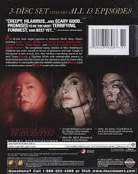 Halloween 3 Rob Zombie Cast by Amazon Com American Horror Story Coven The Complete Third Season