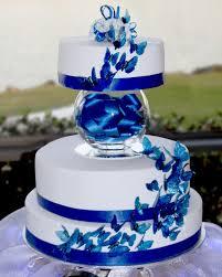 wedding cake royal blue royal blue wedding cake designs casadebormela