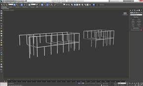 eames house modeling 01 ronen bekerman 3d architectural