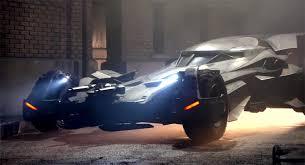 batmobile batman superman movie sexier