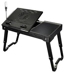 lap desk with fan laptop desk table black computer fans usb lap best 25