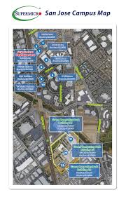 San Jose California Map by Contact Us About Supermicro Super Micro Computer Inc