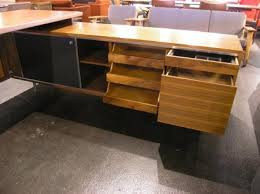 Mid Century Modern Desk L Machine Age New S Largest Selection Of Mid 20th Century