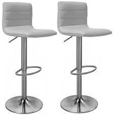 brushed chrome bar stools 57 best barstools images on pinterest