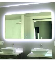 Bathroom Sink Mirrors Bathroom Mirror Side Lights Inspirational Led Bathroom Mirror For
